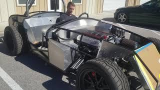 67' cobra kit car with 650HP texas speed LS-R