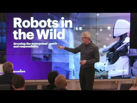 Tech Vision 2020: Paul Daugherty Keynote San Francisco