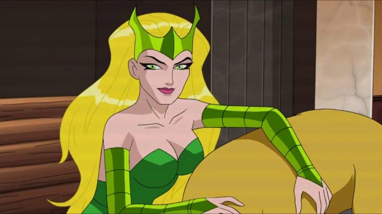 Мстители: Величайшие герои Земли - Мастер зла - Сезон 1, Серия 14   Marvel