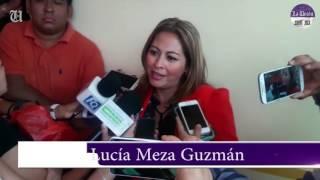 Los ciudadanos demandan honestidad y transparencia   Meza Guzmán