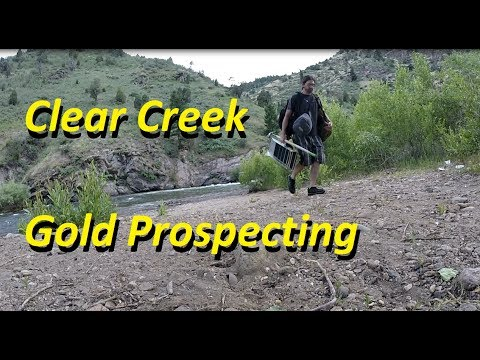 Clear Creek Gold Prospecting