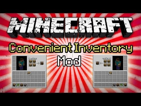 1 7 10] Starting Inventory Mod Download | Minecraft Forum