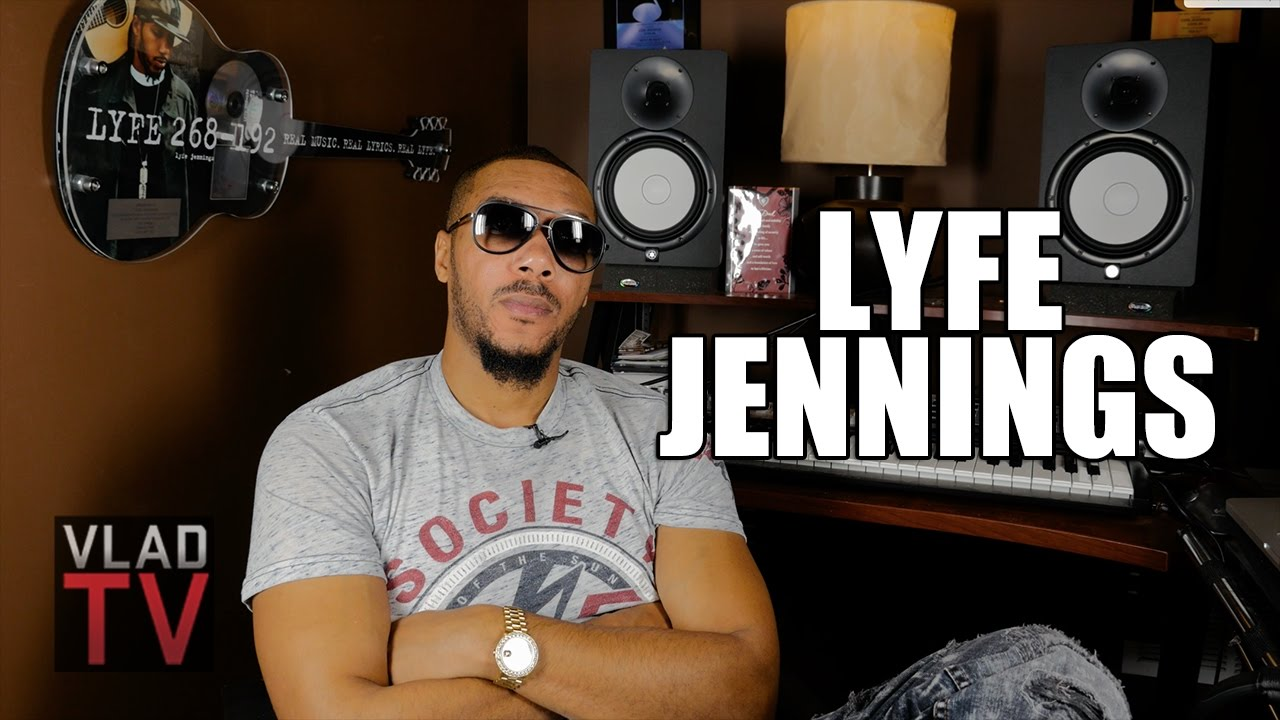 Lyfe Jennings Says Every Girl In Atlanta Wants To Be A Stripper & Speaks on Leaving Prison Broke After Platinum and Gold Albums