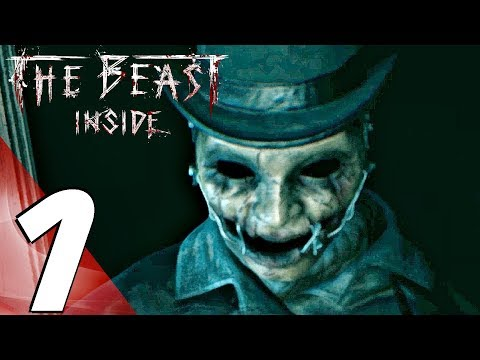 THE BEAST INSIDE - Gameplay Walkthrough Part 1 - Prologue (Full Game)