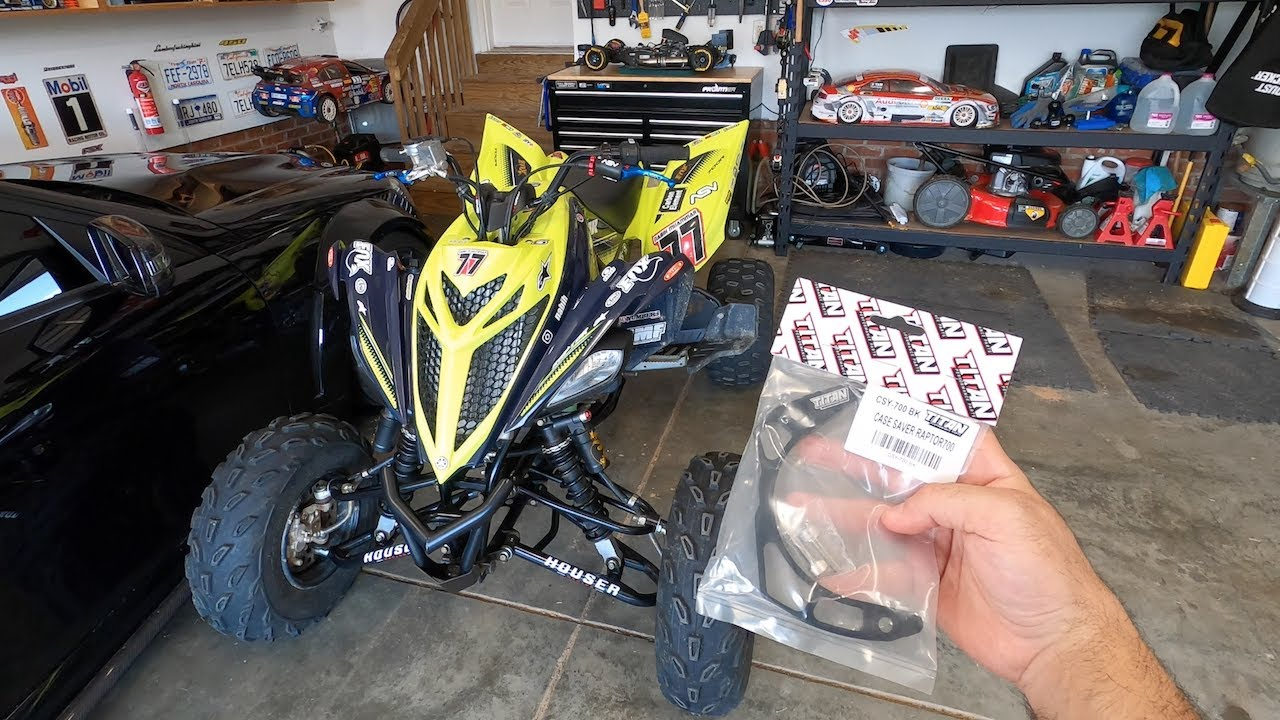 2020 YAMAHA RAPTOR 700R SE CASE SAVER+ (LIST OF MODS)