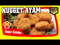 Resep Cara Membuat Nugget Ayam Enak (How To Make A Delicious Chicken Nugget)