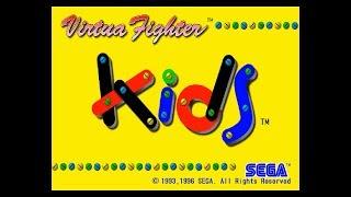 SAT Virtua Fighter Kids