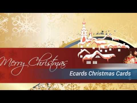 Wonderful Ecards Christmas Cards
