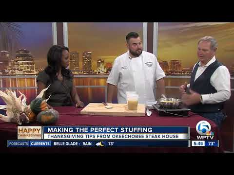 Thumbnail: Cooking Thanksgiving Turkey: Make the perfect stuffing