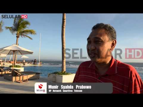 Test Jaringan 4G LTE Smartfren di Bali 2015