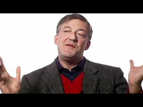 Stephen Fry: The Importance of Unbelief