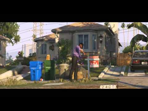 Grand Theft Auto V Official Trailer