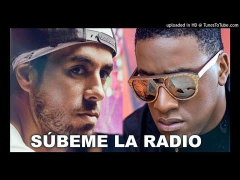 🔴 Enrique Iglesias Feat. Anselmo Ralph & Zé Felipe - Súbeme La Radio (Remix)