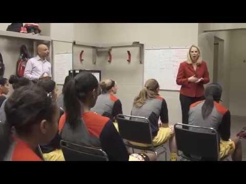 Coach B Pregame Speech vs. Tennessee