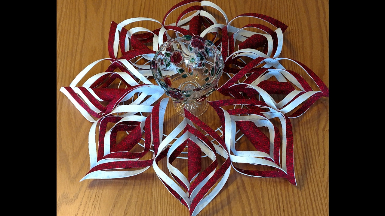 Twisted Star Ornament Wreath Attaching To A Wire Frame