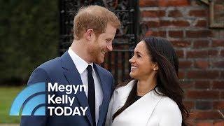 Where Will Prince Harry And Meghan Markle Go On Their Honeymoon? Megyn Kelly TODAY