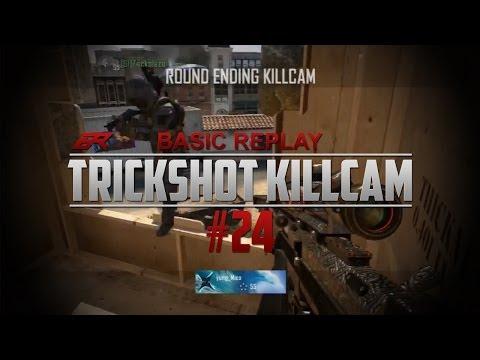 Basic Replay | Trickshot Killcam #15 | COD MW2из YouTube · Длительность: 1 мин4 с