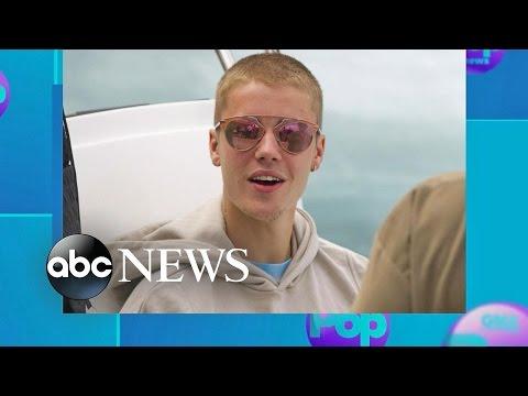 Justin Bieber Hairdresser Might Auction Singer's Hair