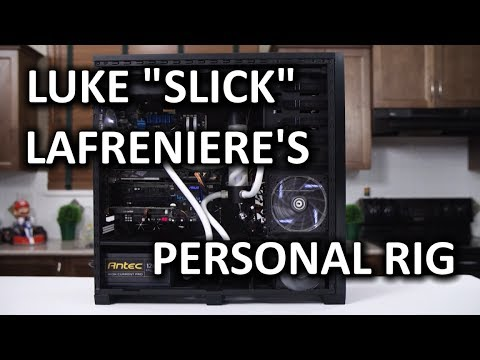 Personal Rig Update 2 - Slick: The Introduction of Squirtle