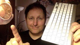 Apple Tastatur reparieren... mit 5 Cent