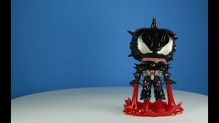 Venomized Iron Man Funko POP! Unboxing and Closer Look
