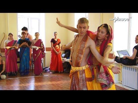 Индийские танцы - самоучитель (смотреть видео уроки онлайн