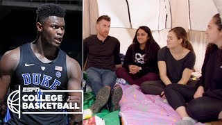 Krzyzewskiville: The hottest spot for 2019 UNC-Duke tickets   College GameDay