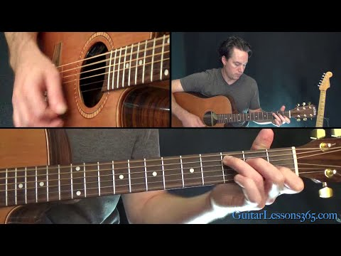 Wild World Guitar Lesson - Cat Stevens