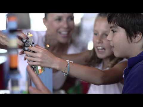 Erste LEGO® Spielwelt auf See / Die LEGO Gruppe gestaltet einzigartige LEGO® Spielzimmer und LEGO Erlebniswelten an Bord der MSC Kreuzfahrtenflotte