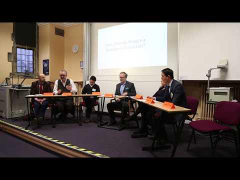 Roundtable Discussion - 5th Durham Postgraduate Colloquium for Translation Studies