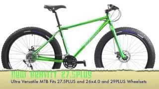 Gravity27.5PLUS Ultra Versatile Mountain Bikes