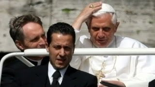 Vatican Scandal 2012: Pope Benedict's Butler Charged