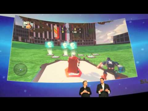 Disney Infinity 2 *LIVE Event* Closing Commentary MARVEL SUPER HEROES |