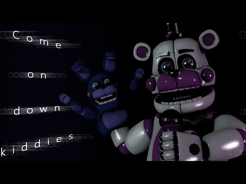 (Sfm/Fnaf) Official Funtime Freddy/Bon Bon Voice