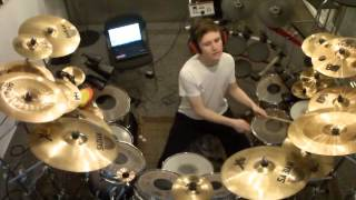 Genesis-The Carpet Crawlers Drum Cover