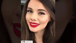 Glam Look For Begginers! Fresh Face Natural Makeup Tutorial #5   YouTube