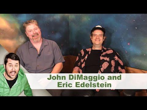 Post-Sesh Interview w/John DiMaggio & Eric Edelstein