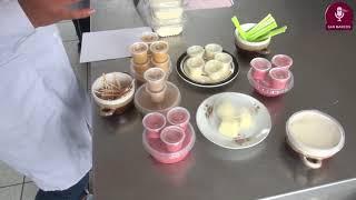 Tema:Estudiantes de Ingeniería Agroindustrial presentan productos alimenticios innovadores