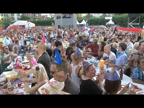 Malmöfestivalen: Kräftskivan på Stortorget