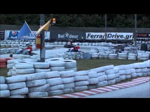 "F1 FANS KART Challenge  ""ATHENS"" 2014 - RACE 4 - ( 3D )"