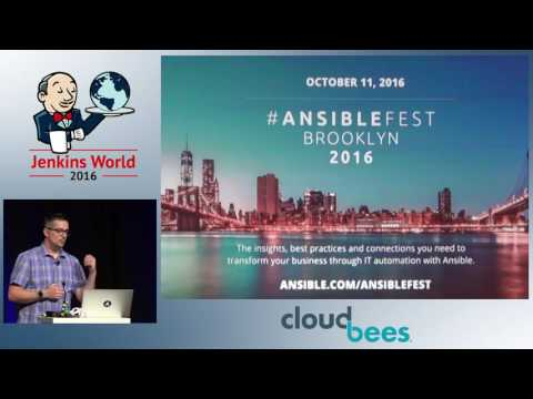 CI/CD with Jenkins and Ansible Tower