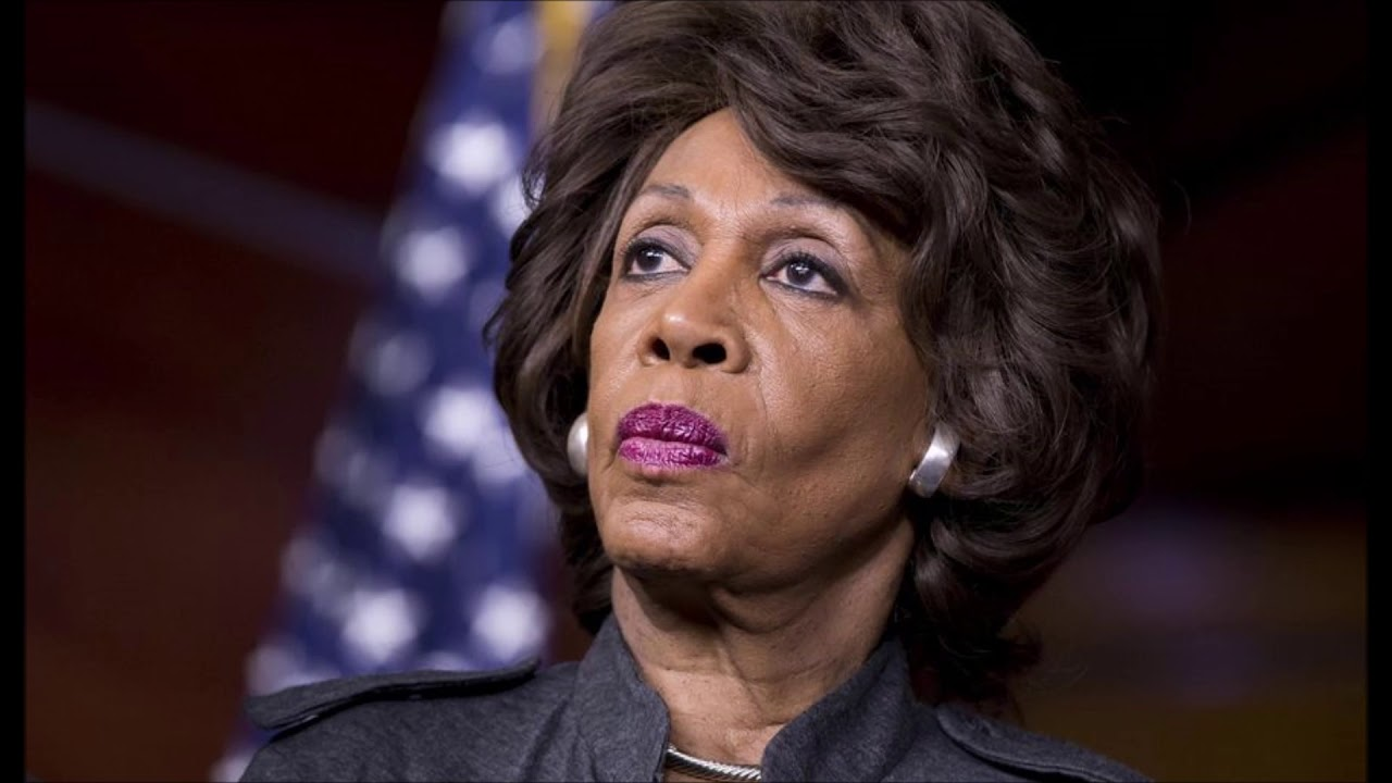 Maxine Waters' Office Evacuted After Reported Anthrax Threat