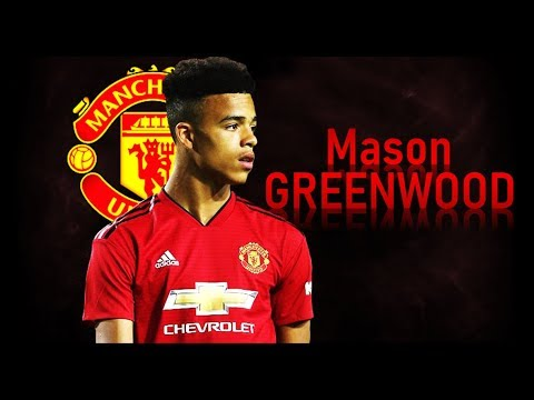 MASON GREENWOOD | Goals, Skills, Assists | 2018 | MANCHESTER UNITED