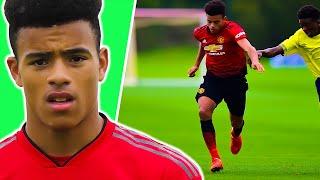 MASON GREENWOOD - Goals & Skills | 2018 | Manchester United