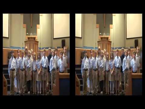 Ambleside School of Colorado 3rd 4th Grade Recitation 012313