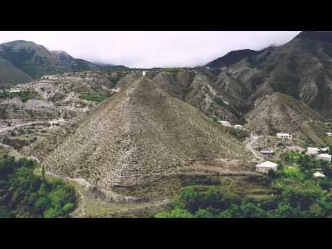 Как выглядят кавказские горы