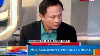 NTG: Ano ang stroke at paano ito maiiwasan? (031912)
