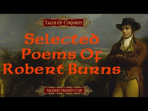 Selected Poems Of Robert Burns