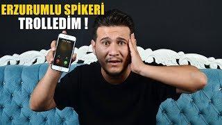 FATİH TERİM SESİYLE ERZURUMLU SPİKERİ TROLLEDİM !