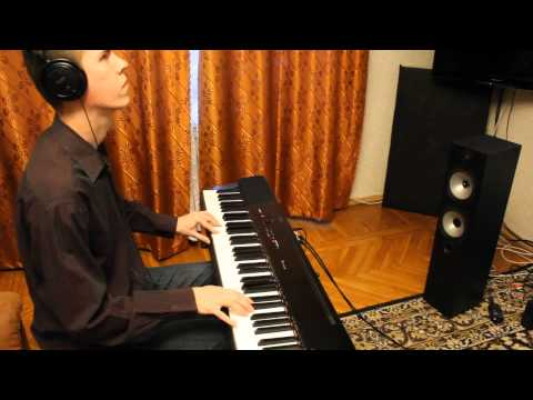 28 Days Later piano cover